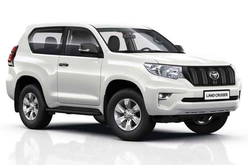 Precios de Toyota Land Cruiser Corto