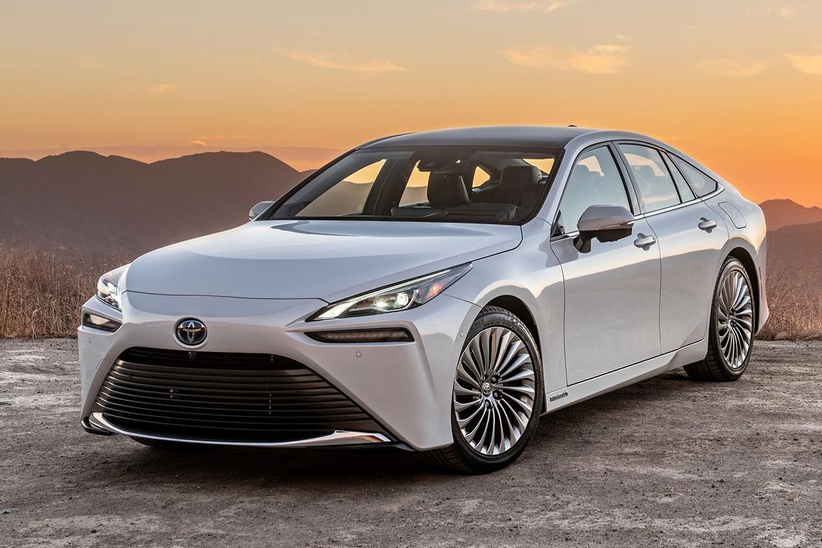 Precios de Toyota Mirai