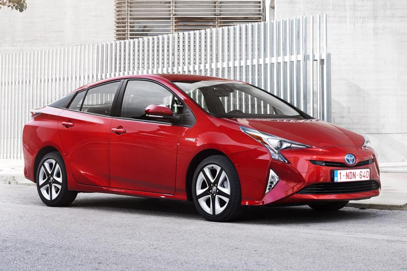Precios de Toyota Prius