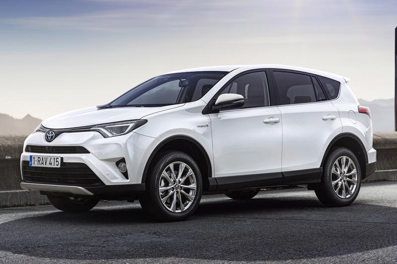 precio de toyota rav4 hybrid 4x4 executive aut coche modelo nuevos. Black Bedroom Furniture Sets. Home Design Ideas