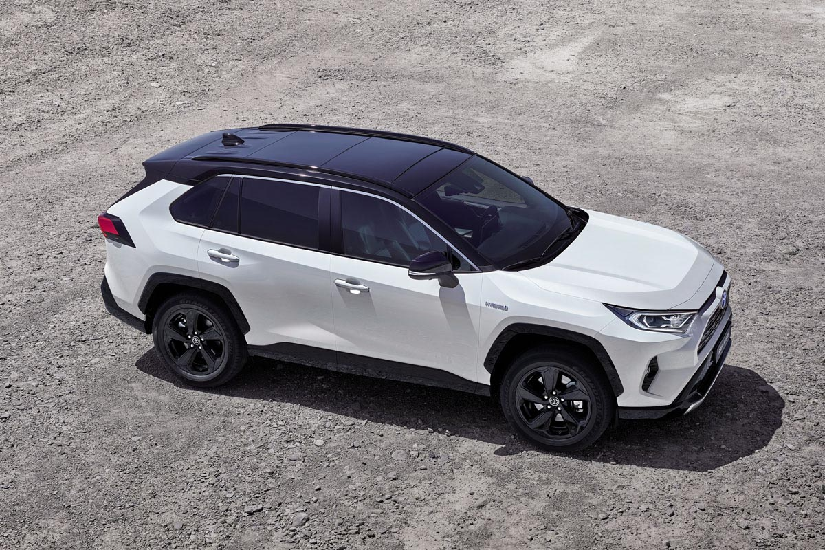 Precios de Toyota Rav4 2019 Hybrid 220H Advance 4x4 Aut.