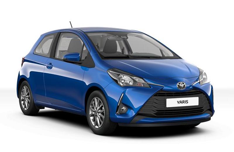 Precios de Toyota Yaris 3p 1.0 VVT-i 70 City 3p