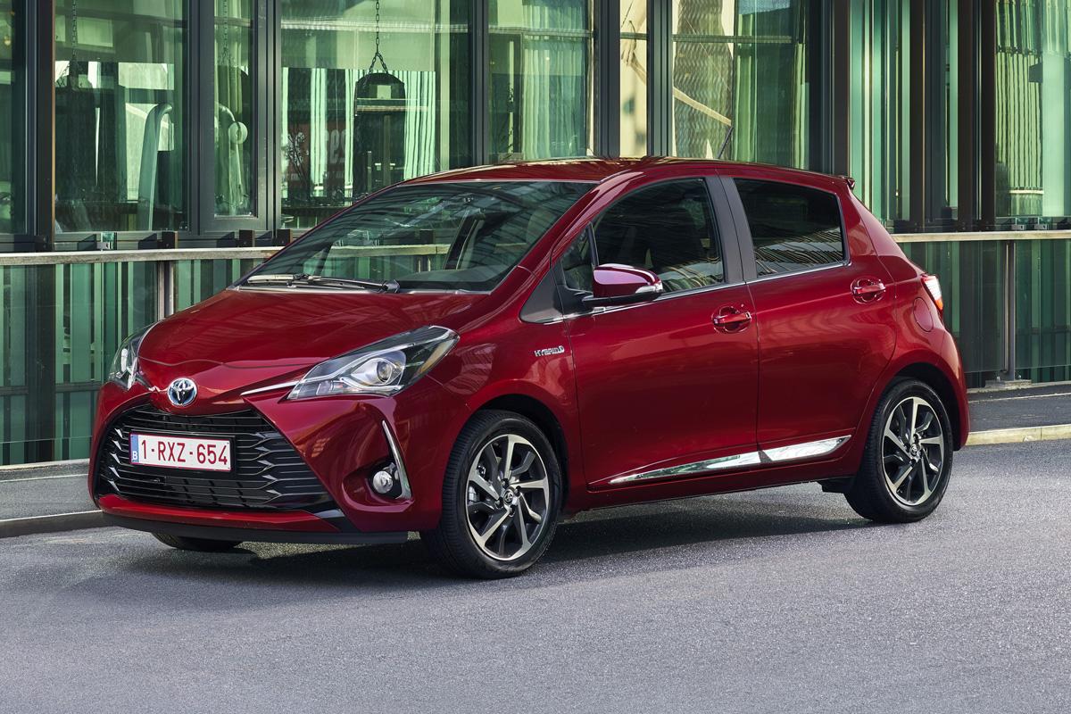 Precios de Toyota Yaris