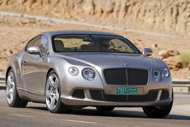 Precios de Bentley Continental GT/GTC
