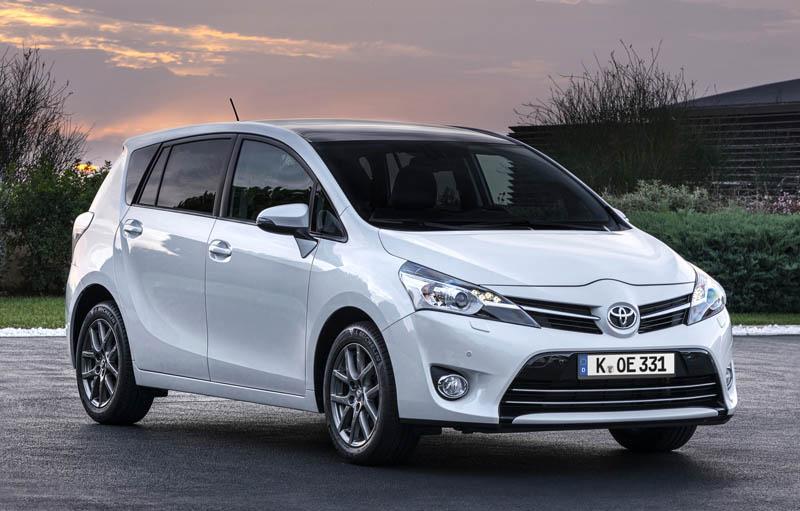 Precios de Toyota Verso 1.6 130 Business 6V 5pl