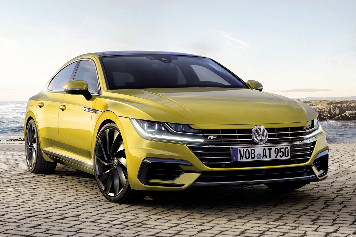 Precios de Volkswagen Arteon