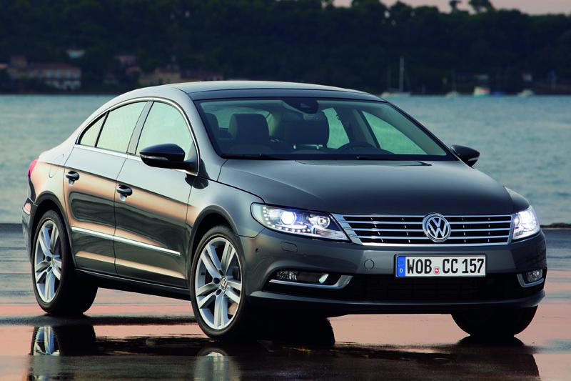 Precios de Volkswagen CC