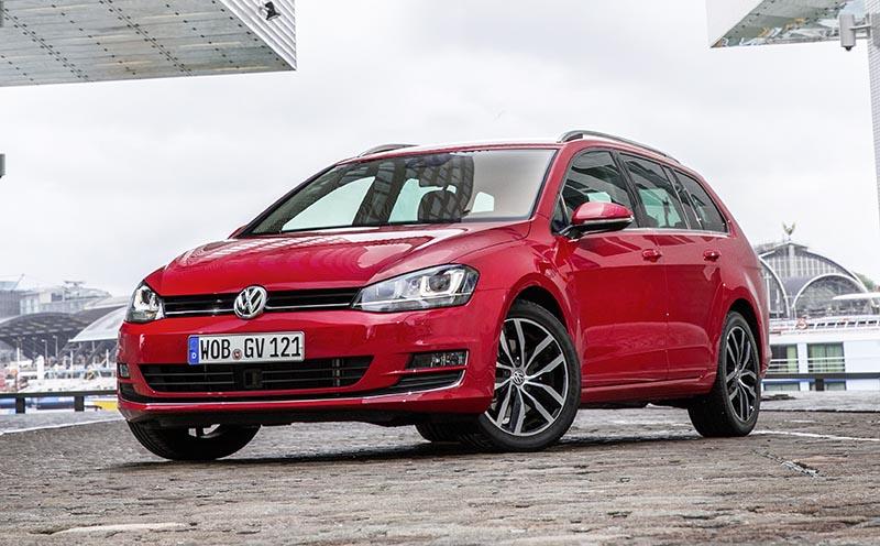 Precios de Volkswagen Golf Variant 1.0 TSI 110 BMT Edition Variant 6V