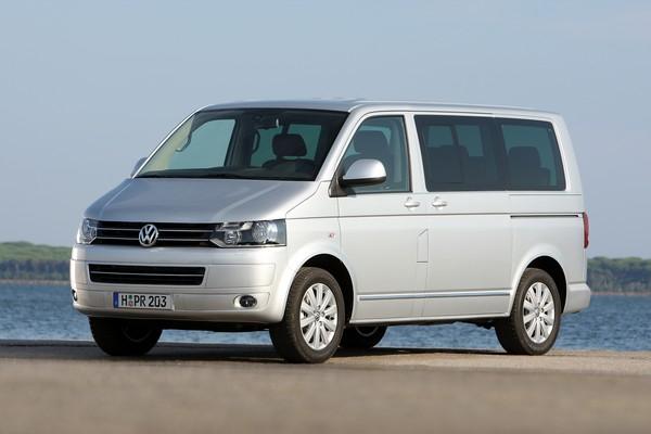 Precios de Volkswagen Multivan