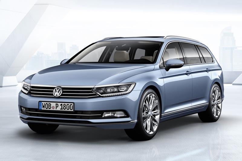 Precios de Volkswagen Passat Variant 1.6 TDI 120 Aut. 7V Variant