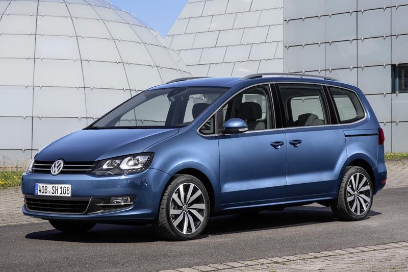 Precios de Volkswagen Sharan 2.0 TDI 115 Edition 6V