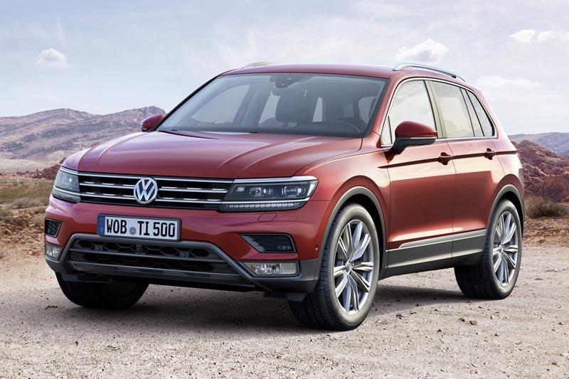 Precios de Volkswagen Tiguan 1.5 TSI 130 Edition 6V