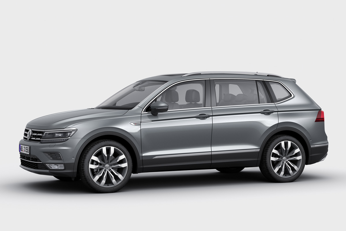 Precios de Volkswagen Tiguan Allspace