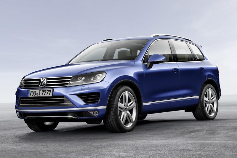 Precios de Volkswagen Touareg