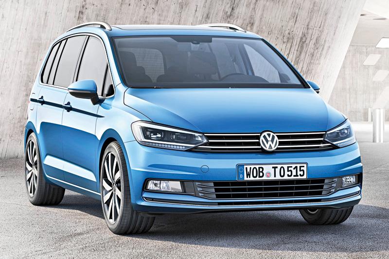 Precios de Volkswagen Touran 1.0 TSI 115 5p Edition 6V