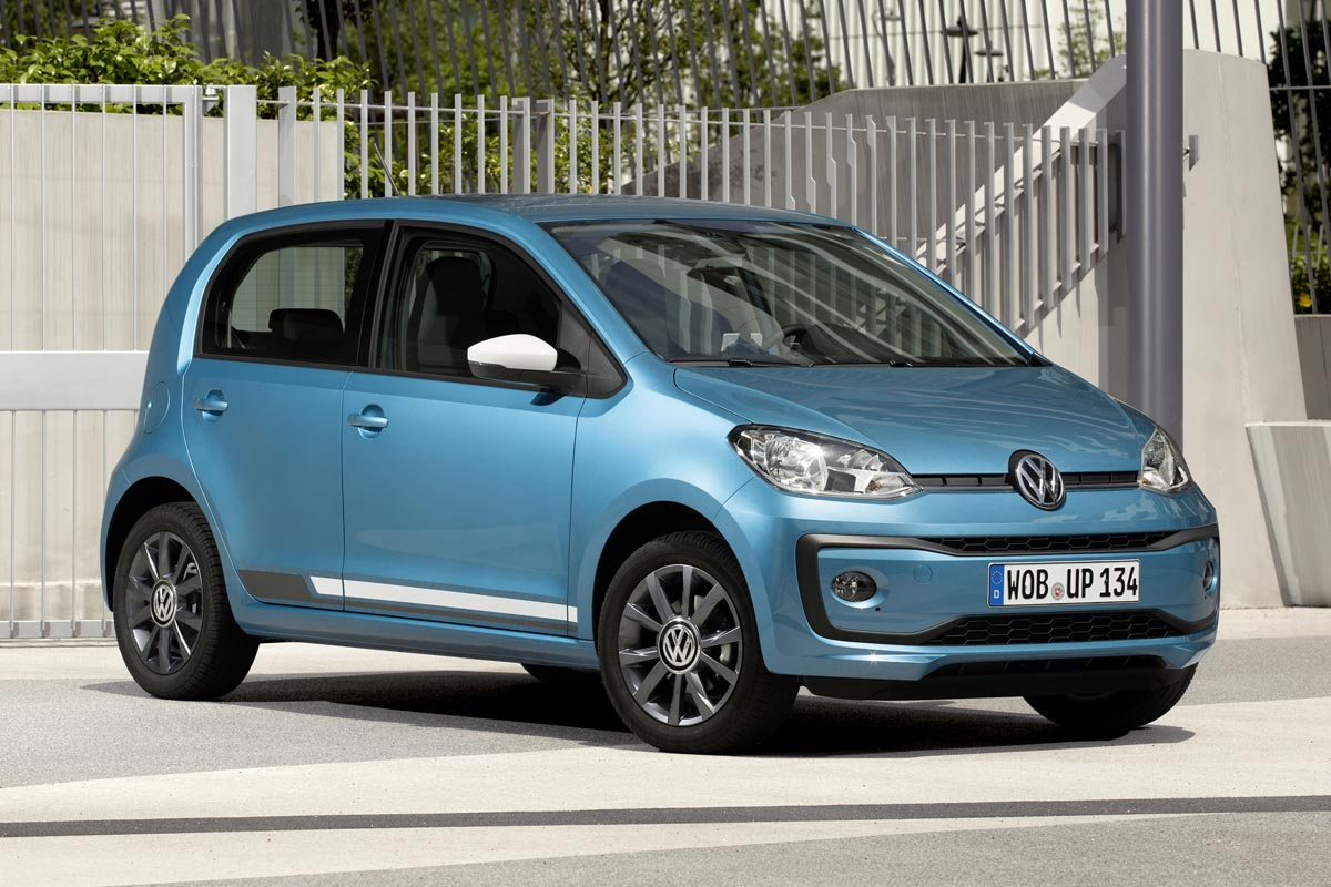 Precios de Volkswagen e-up!