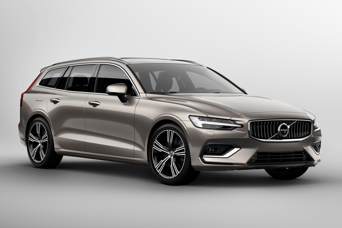 Precios de Volvo  V60 2018 2.0 D3 Momentum 6V