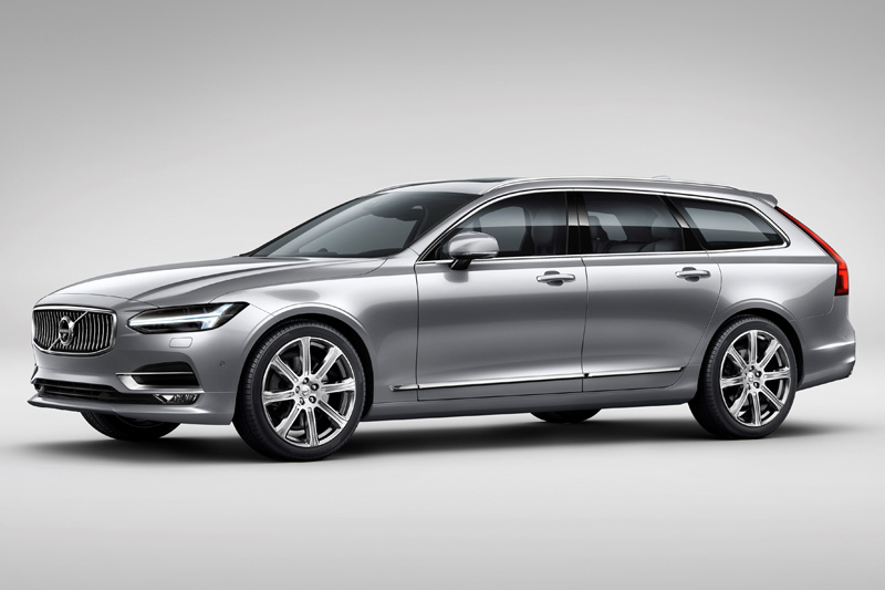 Precios de Volvo V90 2.0 T8 Twin Engine AWD Momentum Aut. 8V