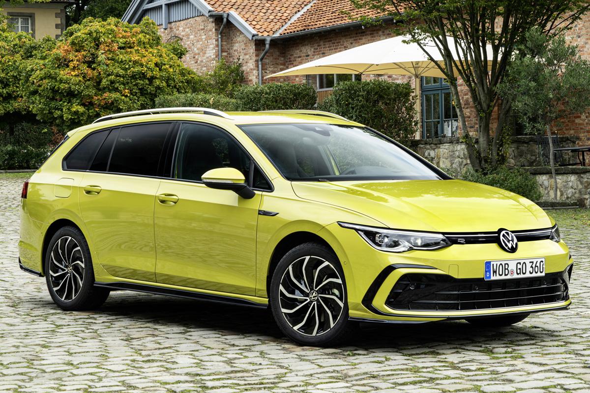 Precios de Volkswagen Golf 8 Variant